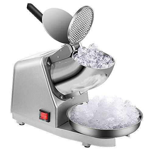 Vivohome Electric Dual Blades Ice Crusher Shaver