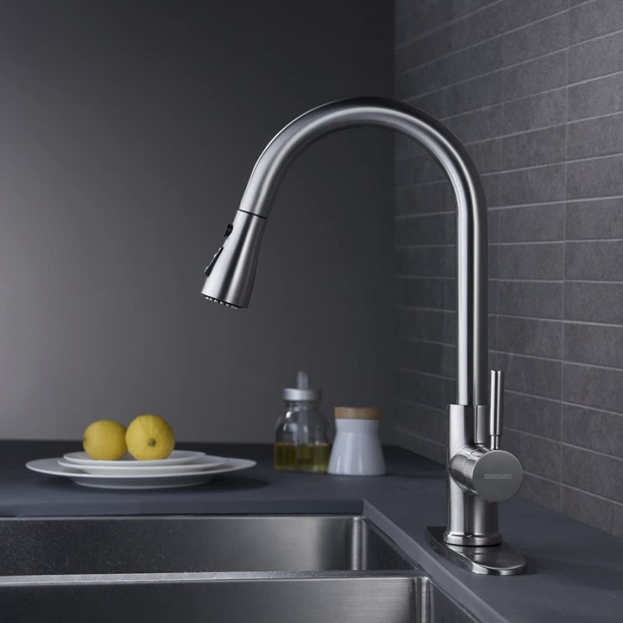 wewe stainless steel faucet