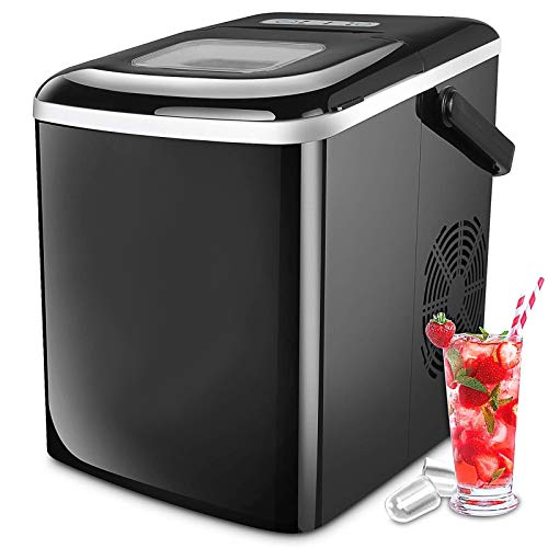 Astrong Ice Maker, Portable Countertop Ice Makers,