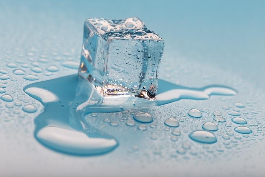 keep ice frozen