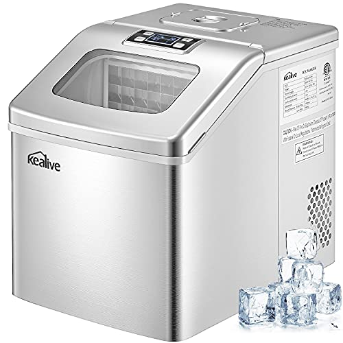 kealive Clear Ice Maker