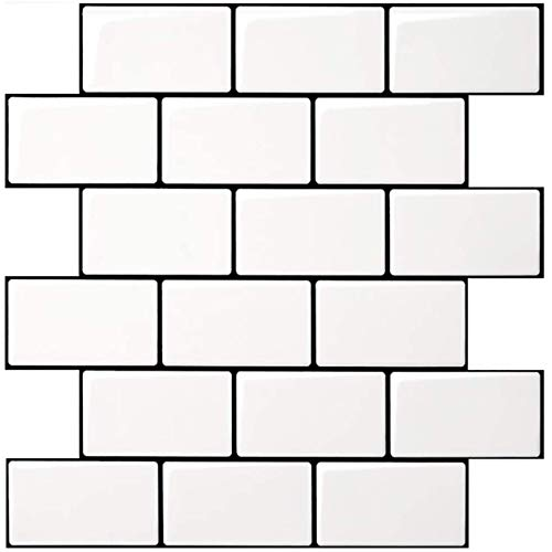 Art3d Subway Tiles Peel And Stick Backsplash (10