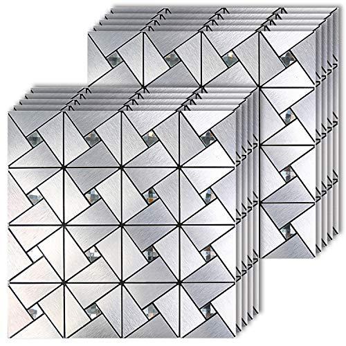 Homeymosaic 10-sheet Peel And Stick Tile