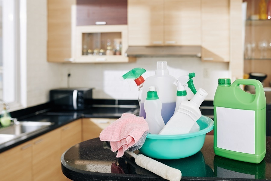 cleaning detergents